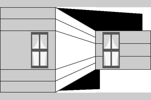 optische Täuschung